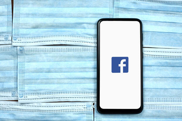 Facebook заблокировал рекламу вакцинации от коронавируса