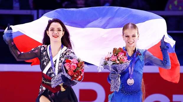 Украинский журналист: «Вфигурном катании будут счастливы избавиться отроссийских спортсменов»