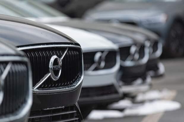 Volvo перейдет напроизводство машин изэкологичной стали к2026году: Новости ➕1, 16.06.2021