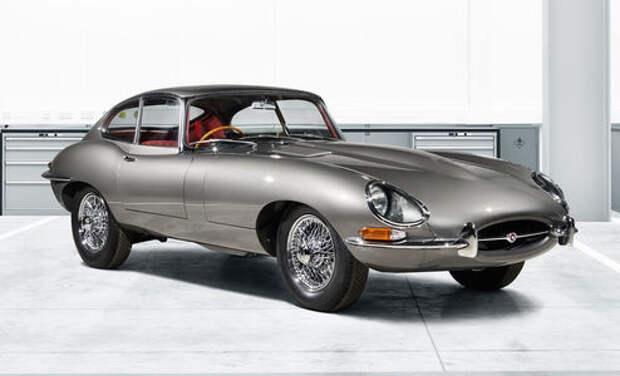 Jaguar дает редкий шанс купить E-Type в состоянии нового автомобиля
