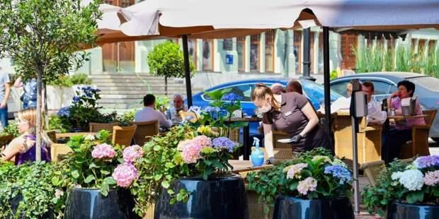 Роспотребнадзор опечатал кафе Gucci в Москве за нарушение антиковидных мер.Фото: Ю. Иванко mos.ru