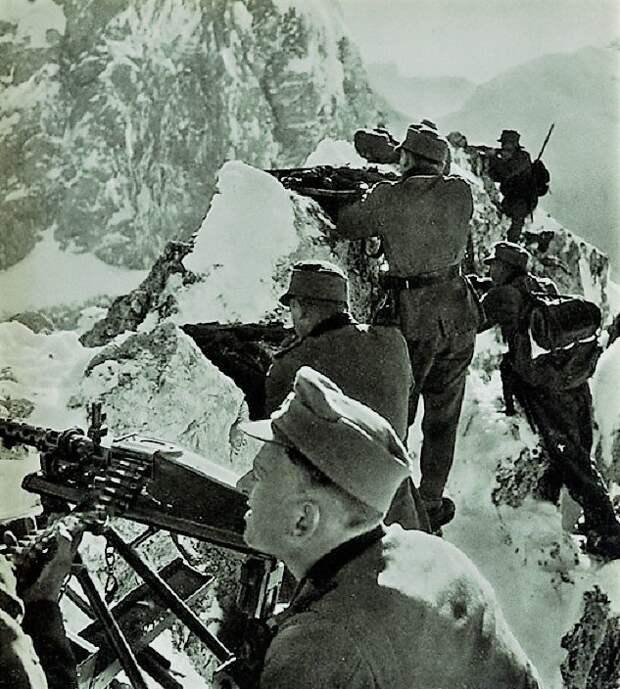 Очистить вершину от дряни... вов, день в истории, кавказ, чтобы помнили, эльбрус