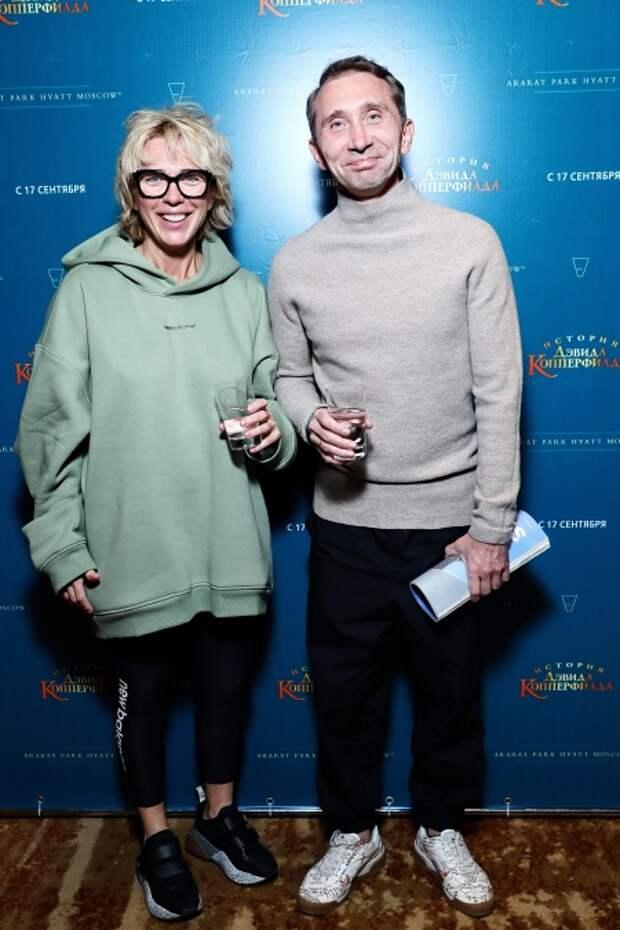 Маргарита Митрофанова и Дмитрий Грачев