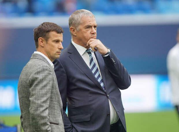 Александр Медведев: «В последнем туре РПЛ на поле было 8 воспитанников «Зенита», у какого клуба есть столько своих игроков?» А также о рекордах Дзюбы и Кержакова