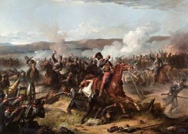 Битва под Балаклавой: как в сражении с русскими погибла элита британской армии
