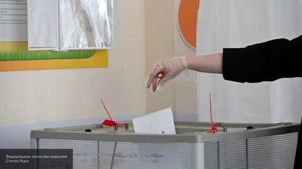 Старейшины аула в Карачаево-Черкесии приняли участие в голосовании по поправкам