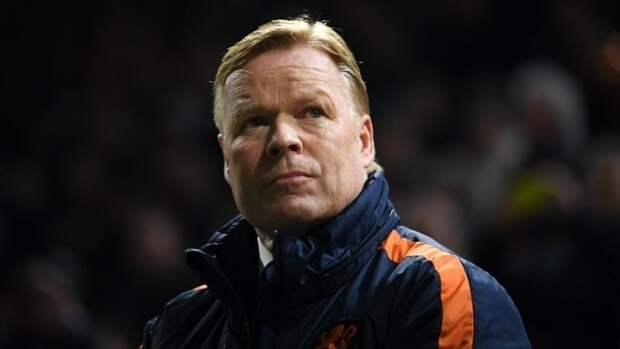 «Барселона» решила уволить Кумана