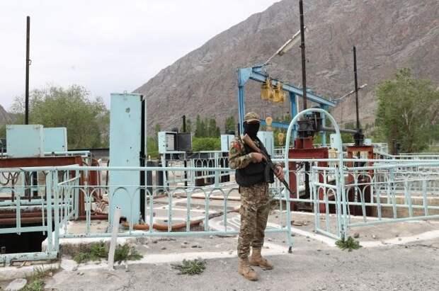 Киргизия и Таджикистан договорились о юридическом оформлении границы