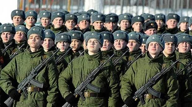 Путин внес изменения в положение о прохождении военной службы и дисциплинарный устав ВС РФ