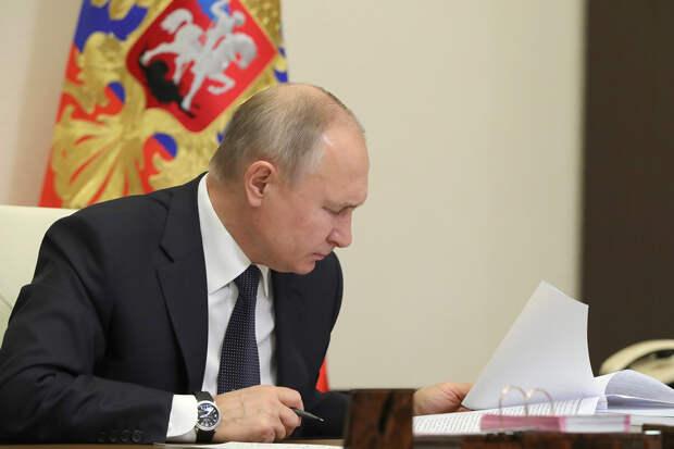 Путин лично следит за ценами на продукты