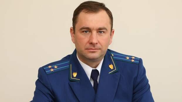 Прокурор Ставрополя Мосин перешел наработу вВолгоградскую область