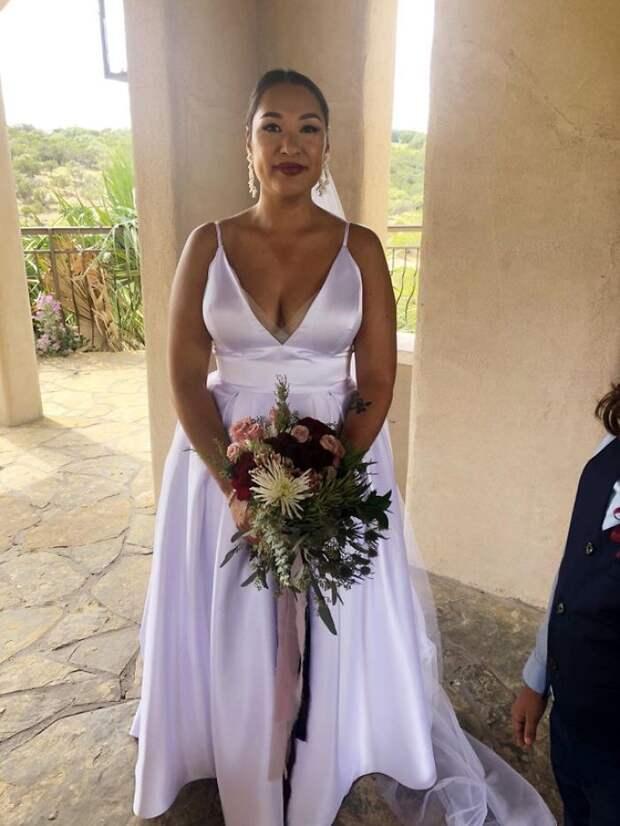 Эти 8 невест доказали, что свадебное платье может быть недорогим, но офигенным