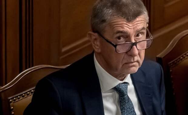 Чехия просит сочувствия от ЕС (грустное продолжение чешского детектива)