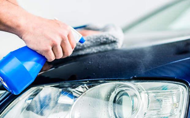 Как недорого и без воды (!) вымыть машину — эксперимент «За рулем»