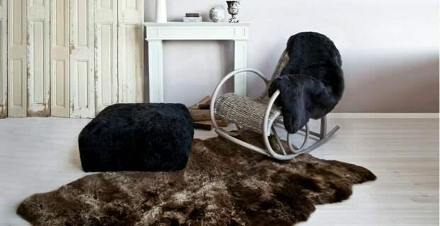 Для нас сегодня овчина — скорее предмет декора