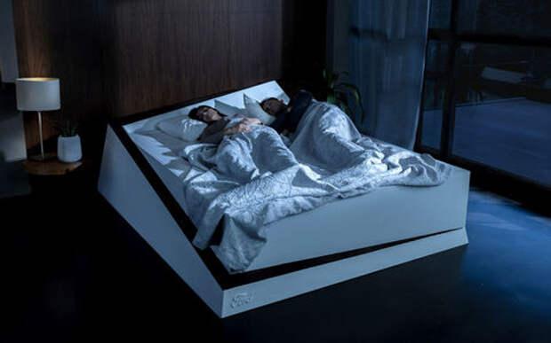 Ford создал кровать-конвейер