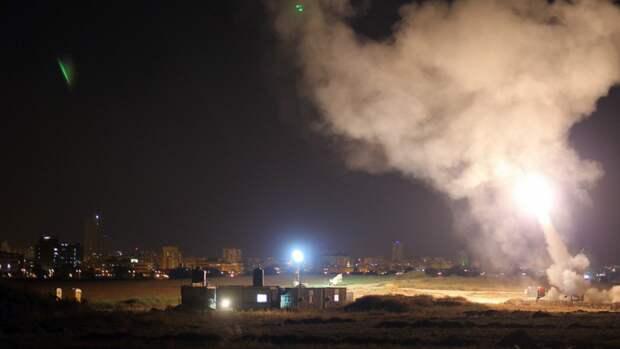 Сирены ПВО звучат в израильских городах Ашдод и Ашкелон