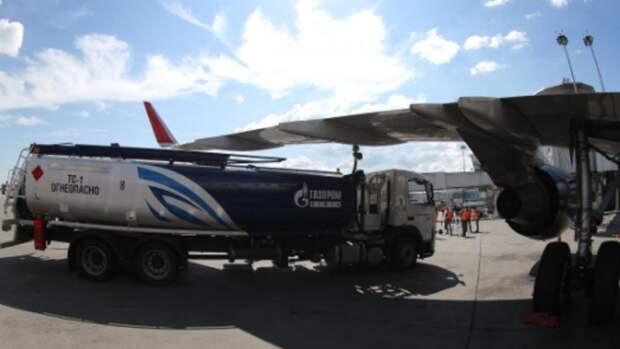 Выручили грузовые рейсы