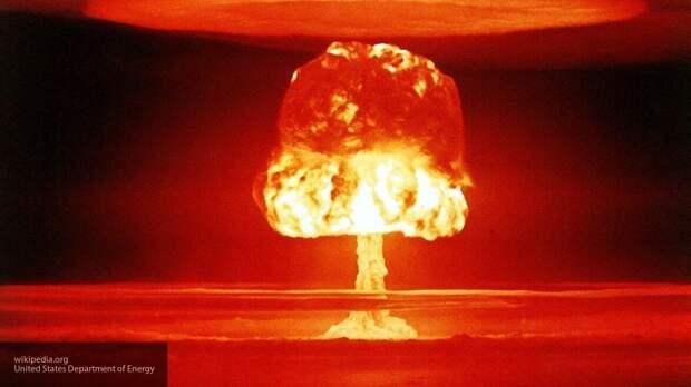 В США назвали особенности первой советской атомной гаубицы