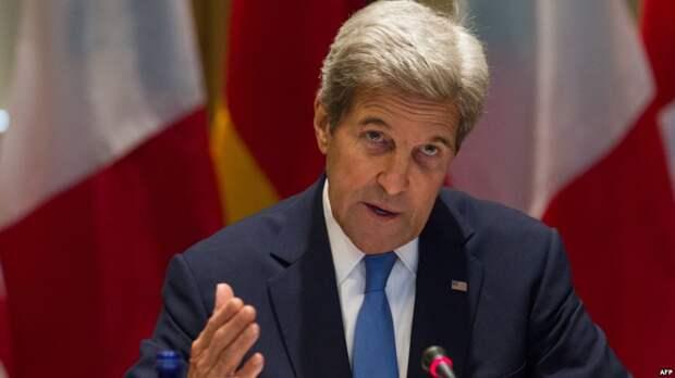 """Керри обратился к россиянам: """"Не верьте Кремлю, НАТО – это оборонительный союз"""""""