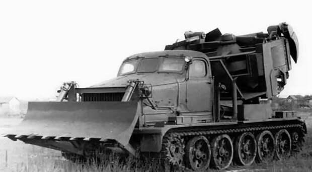Тяжелый трактор МДК-2 с «консервации» продают за 315 тысяч рублей