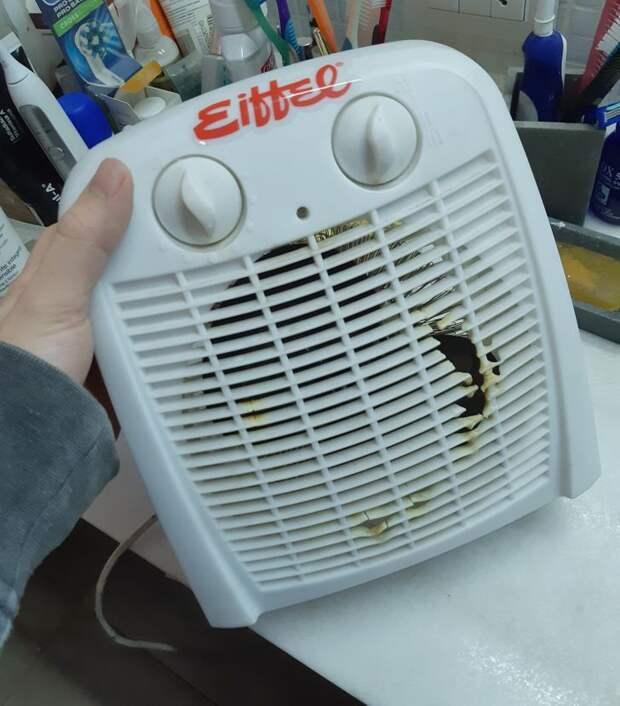 15+ безобидных вещей, которые могут стать причиной пожара в доме
