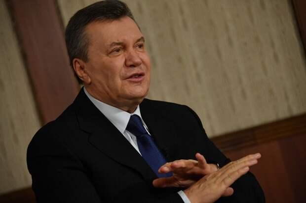 Защита Януковича обжаловала приговор по делу о госизмене