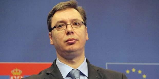 Президент Сербии хочет получить спасительную вакцину из РФ