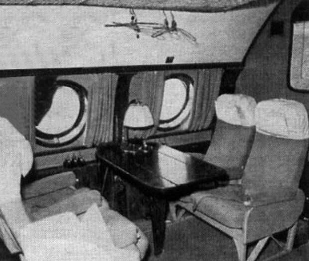 К 57-летию начала первых полетов с пассажирами Ту-104