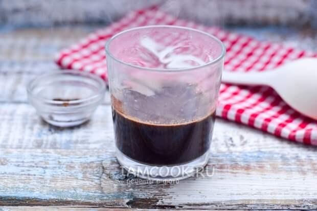 Заварить кофе