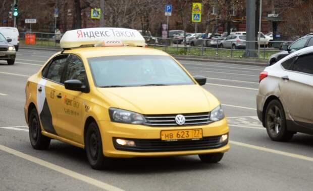 Таксомотор должен быть желтого или белого цвета/Александр Кочубей, «Юго-Восточный курьер»