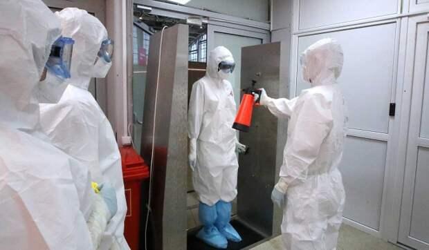 Число заразившихся коронавирусом россиян превысило 4,2 миллиона