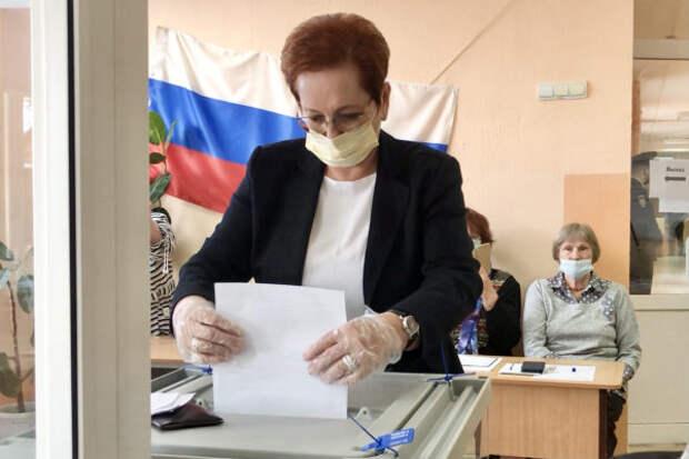 Единороссы сохранили большинство в парламенте Томской области