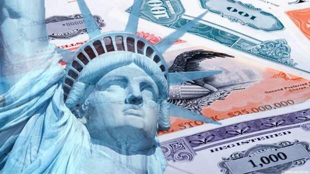 В Госдуме назвали диверсией вложение $1 млрд в гособлигации США
