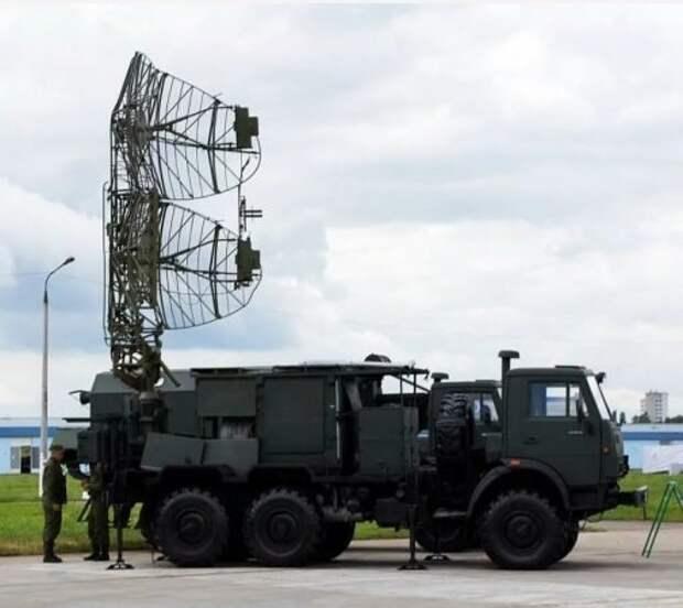 Истребительная авиация получит уникальную РЛС «Каста-2»