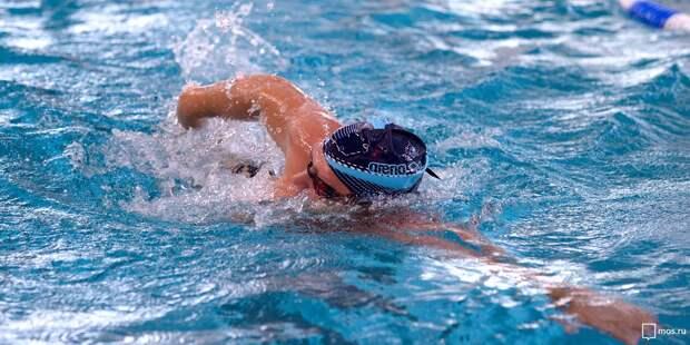 В спорткомплексе по Олонецкому проезду пройдут соревнования по плаванию среди допризывников