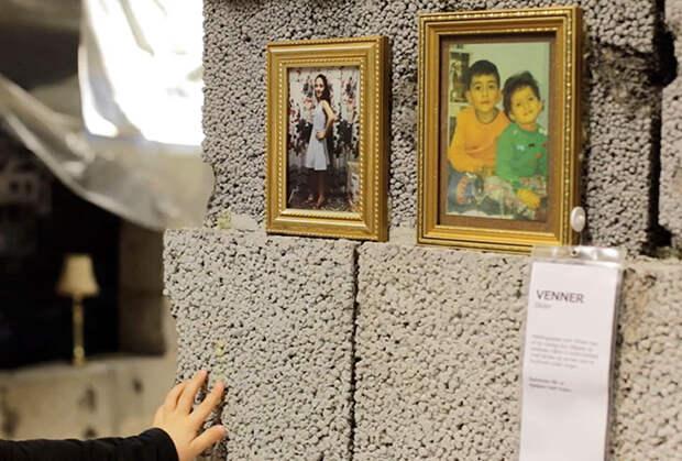 В IKEA воспроизвели сирийское жилище в рамках социальной кампании