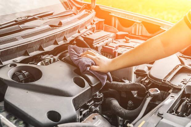 10 вопросов про двигатель