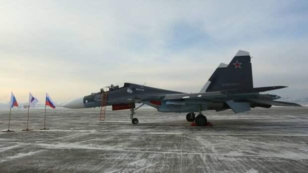 Истребители Су-30СМ2 будут переданы на вооружение авиации ВМФ РФ к концу 2022 года