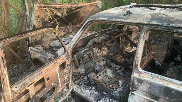 Мужчина сжег друга в его машине в Башкирии