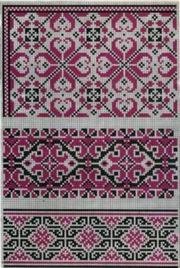 Орнаменты и символы, их значение и история вышивания