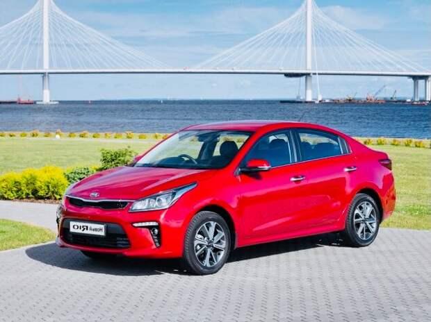Тоа 5 новых автомобилей года из салона с минимальным бюджетом до 700 тысяч рублей.