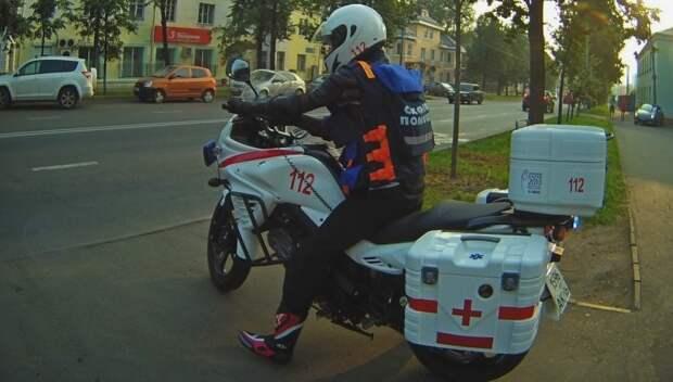 Цеков хочет посадить медиков на мотоциклы