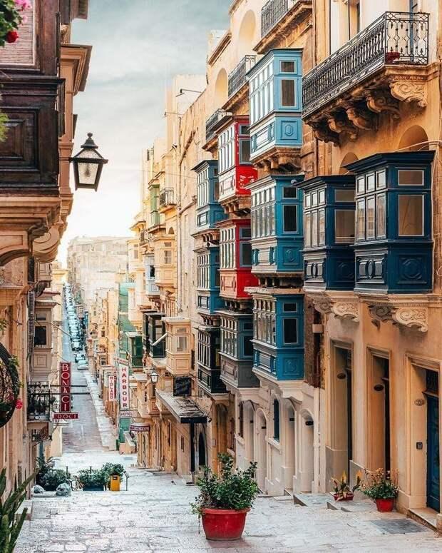 Крутые балконы