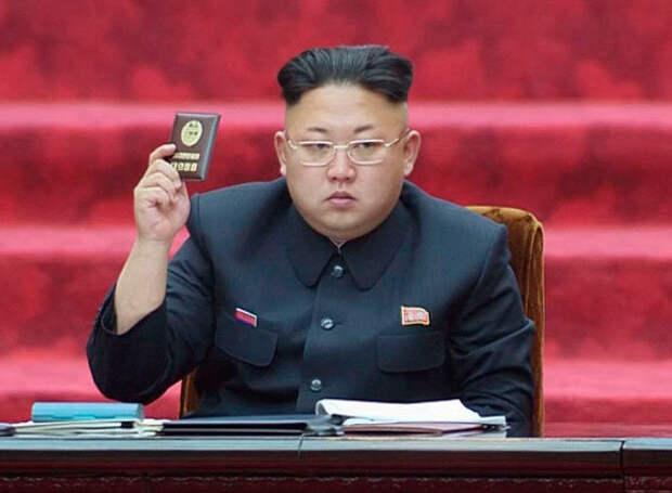 Северокорейский лидер Фото: Kyodo / Reuters