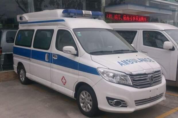 При землетрясении в Китае пострадали не менее 20 человек