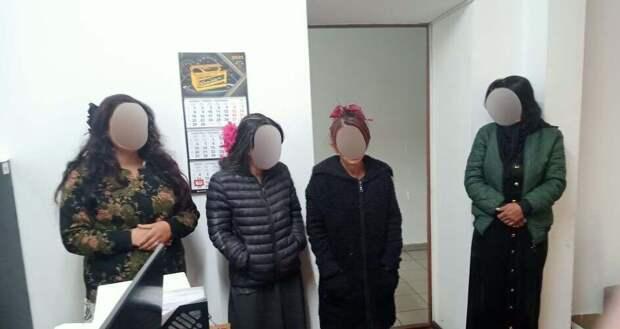 Четыре иностранки подозреваются мошенничестве с применением гипноза в Алматинской области