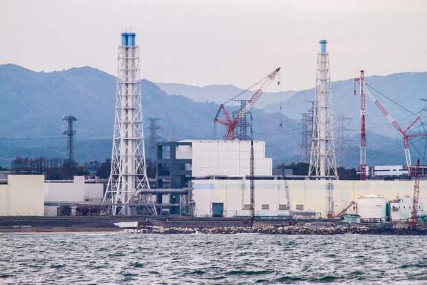 Япония сбросит в океан воду с АЭС «Фукусима-1»