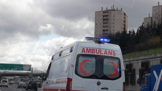 Российские туристы попали в аварию в Анталье по дороге в отель