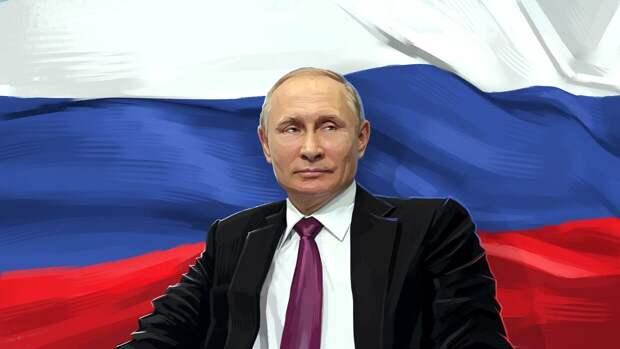 Путин преподал превосходный урок Западу